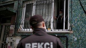 Bursa'da düdük çalarak karantinadaki vatandaşları denetliyorlar - Bursa Haberleri