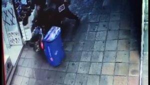 Bursa'da ilginç kazalar güvenlik kameralarında - Bursa Haberleri