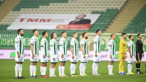Bursaspor sezonun en kötü performansına imza attı
