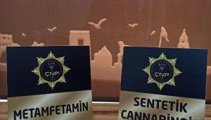 Çanakkale'de uyuşturucu operasyonu:3 gözaltı