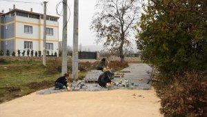 Deydinler'e parke taşı - Bursa Haberleri