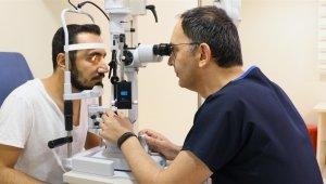 Diyarbakır Özel Bower Hastanesinde retina cerrahisi başarıyla uygulanıyor