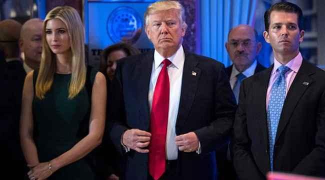 Donald Trump'ın kızı, gereksiz harcamaları nedeniyle sorgulandı