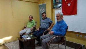 """Ertaş: """"Spor şehri Erzurum'da Reşit Karabacak ve Nihat Kabanlı isimleri yaşatılmalıdır"""""""