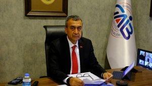 """GAİB Başkan'ı Kileci: """"Negatif atmosfere rağmen ihracatımızı arttırdık"""""""