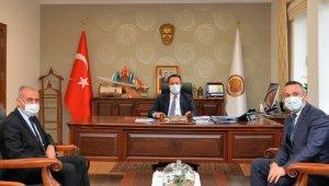 GAMER Başkan Yardımcısı Sarı'dan Bilecik'e ziyaret