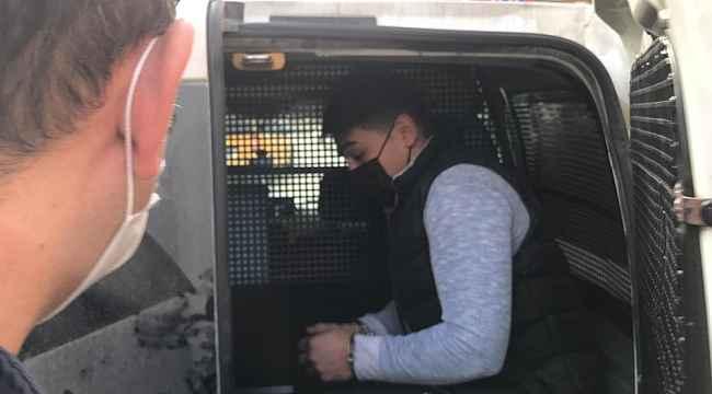 Gazetecilere saldıran zanlı adliyeye sevk edildi - Bursa Haberleri