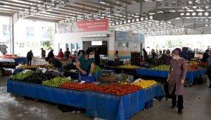 Haftasonu kurulan pazarlar, haftaiçi kurulacak