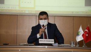 İnegöl Belediye Meclisi toplandı - Bursa Haberleri