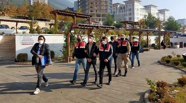 Kahramanmaraş merkezli PKKKCK operasyonu: 3 gözaltı