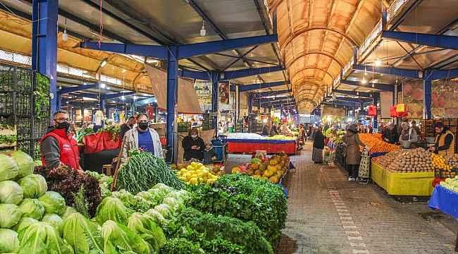 Karacabey'de pazar yerlerine karantina ayarı - Bursa Haberleri