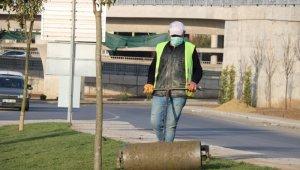 Karamürsel'de köy yolları yenileniyor
