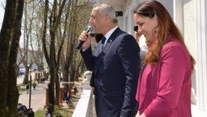 """Korona virüs tedavisi gören Başkan Babaoğlu: """"Çok şükür ki genel sağlık durumumuz iyi"""""""