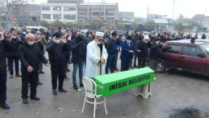 Koronadan ölen muhtar son yolculuğuna uğurlandı - Bursa Haberleri