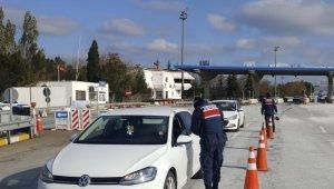 Kurallara uymayan 170 kişiye 216 bin lira ceza kesildi