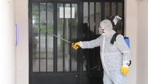 Mudanya'nın dört bir yanı dezenfekte ediliyor - Bursa Haberleri