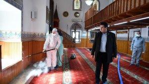 Osmangazi'den rekor dezenfeksiyon - Bursa Haberleri