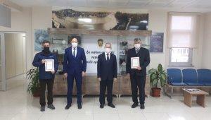 Pandemi sürecinde üretim yapan okullar ödüllendirildi - Bursa Haberleri