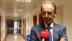 """Prof. Dr. Mehmet Ceyhan: """"Türkiye'de birkaç milyon virüslü insan var, aramızda dolaşıyorlar"""""""