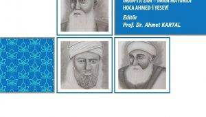 """""""İnanç Dünyamızın Üç Meş'alesi"""" kitabı okurla buluştu"""