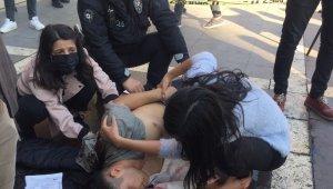 Sağlıkçıların hayatta tuttuğu kardeşleri bıçaklayan iki zanlı tutuklandı