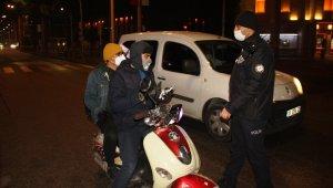 Şanlıurfa'da sokağa çıkma kısıtlaması başladı