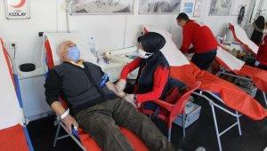 Sokağa çıkma yasağında kan bağışçıları muaf