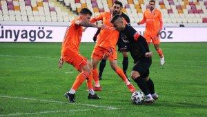 Süper Lig: Yeni Malatyaspor: 1 - M.Başakşehir: 1