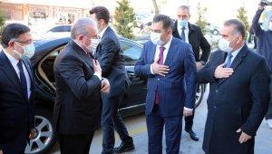 TBMM Başkanı Şentop, Yozgat'ta nikah törenine katıldı