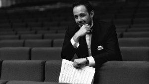 Tenor Murat Karahan'dan yeni yıl konseri