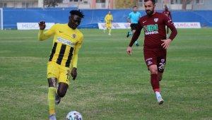 TFF 1. Lig: Menemenspor: 1 - RH Bandırmaspor: 1