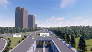 Turan Güneş Bulvarı trafiğine nefes aldıracak proje hayata geçiyor