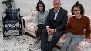 Turanlı'dan 3 Aralık Dünya Engelliler Günü mesajı