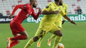 UEFA Avrupa Ligi: Sivasspor: 0 - Villarreal: 0