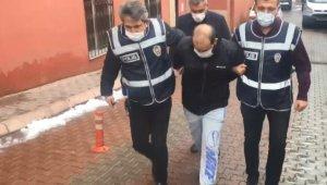 14 yıl 11 ay hapis cezası bulunan firari polis ekiplerince yakalandı