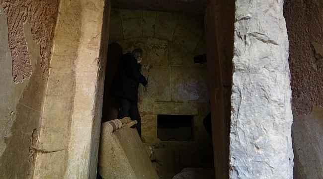 2500 yıllık mezar oda gizemini koruyor - Bursa Haberleri