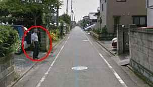 7 yıl önce ölen babasının görüntülerini Google Earth'de buldu