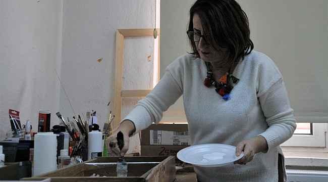 70 yıllık çekmeceler dekoratif ürünlere dönüştürülüyor