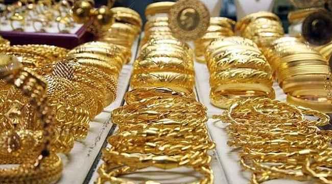 ABD, hazine tahvil faizlerinde yaşanan yükseliş altın fiyatlarını baskıladı