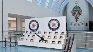 Adana'da 37 ruhsatsız silah ele geçirildi