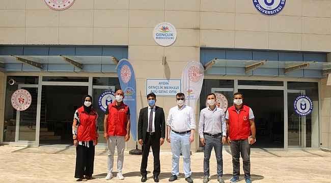 ADÜ Genç Ofis, gençler için çalışmalarını sürdürüyor