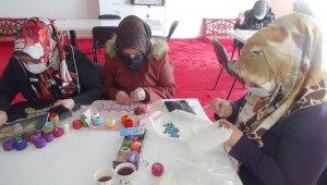 Ahlatlı Kadınlar BEDESTEM ile meslek öğreniyor