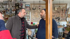 Ailesi canlı yayında onu ararken o antikacı dükkanından çıktı - Bursa Haberleri