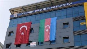 AK Parti Bilecik İl Başkanlığı için 4 isim Vahdettin Köşkü'ne çağrıldı