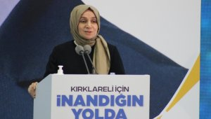 Ak Parti Genel Başkan Yardımcısı Usta Kıklareli'de