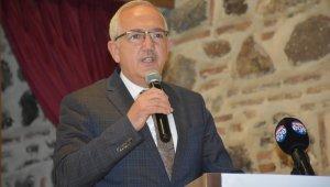 """AK Parti'li Bilen: """"Kentsel dönüşüm projesi Manisa için hayati, aynı zamanda tarihi bir projedir"""""""