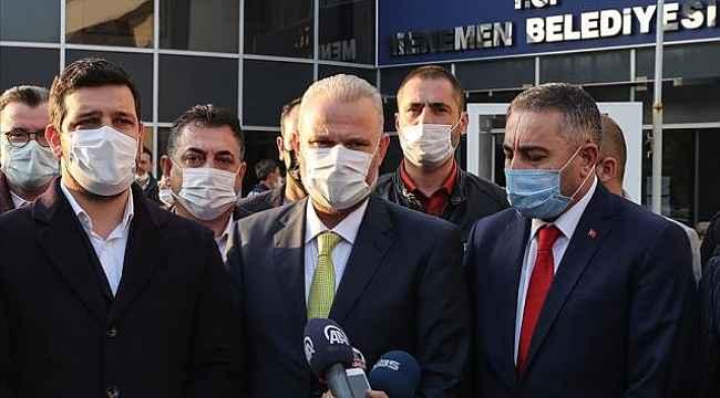 AK Partili Aydın Pehlivan Menemen Belediye Başkan Vekilli oldu