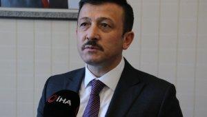 """AK Partili Dağ'dan CHP Genel Başkanı Kılıçdaroğlu'na: """"Tam bir Hitler propagandası yapıyor"""""""