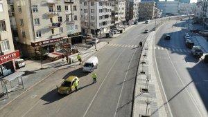 Aksaray'da kısıtlama denetimleri aralıksız sürüyor