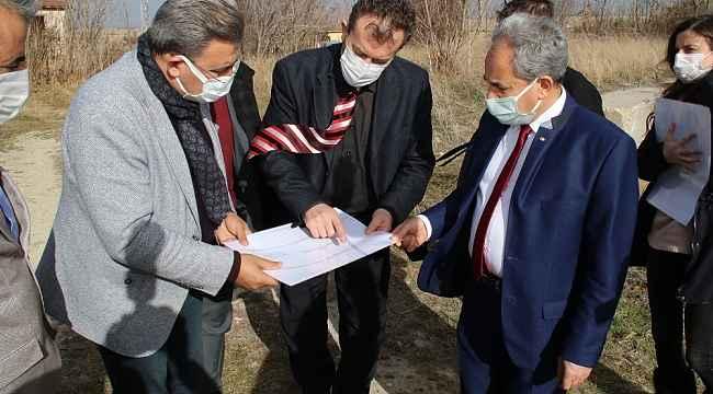 Akşehir OSB demiryolu yük taşımacılığına kavuşuyor
